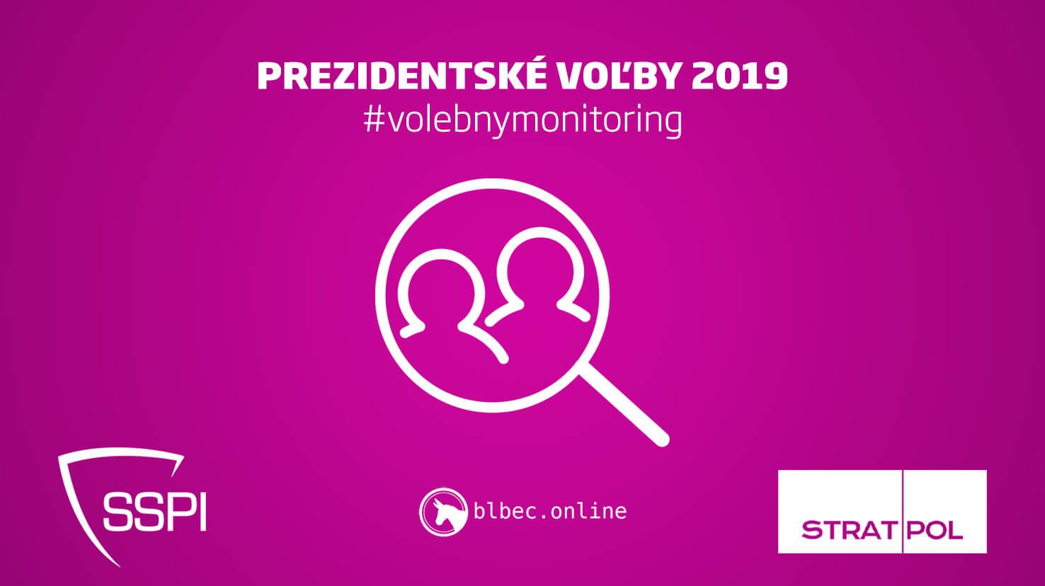 Online monitoring prezidentských volieb: Najpozitívnejšie vedú kampaň na sociálnych sieťach traja najsilnejší kandidáti