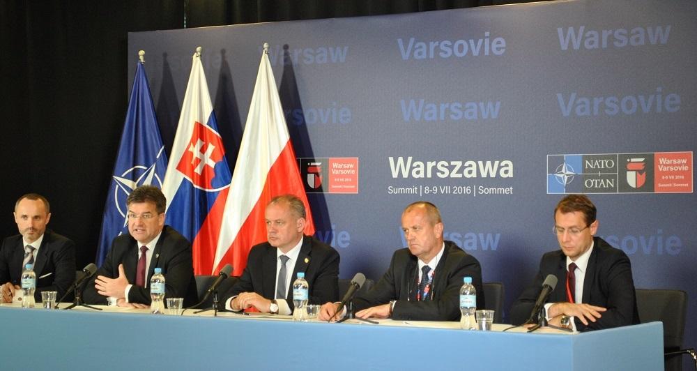 Varšavská deklarácia o transatlantickej bezpečnosti (neoficiálny preklad)