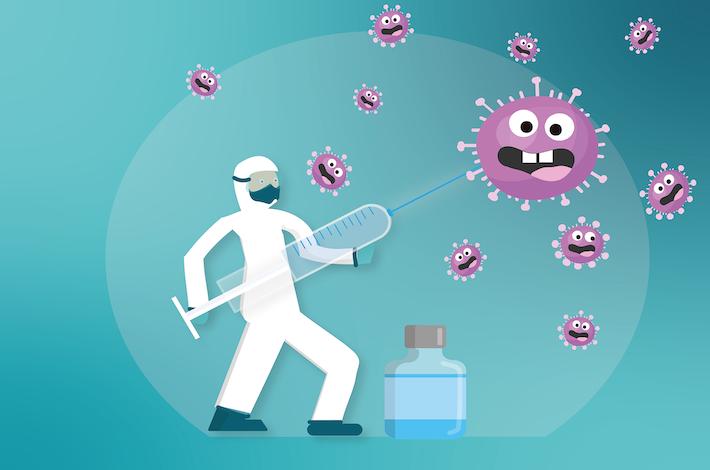 Nové hoaxy o korone: Diabolský plán a vymyslené vážne reakcie po vakcíne